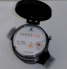 Single Jet Plastic Water Meter LXSC-13S