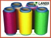100% bulky cotton/100%polyester/100%viscose(rayon)/cotton and nylon and rayon blend yarn colour samples