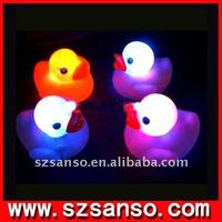 LED flashing toy
