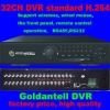 32CH DVR(H.264 Standalone DVR)-Embedded IE pluging