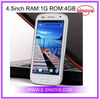 Galaxy I9300 CHIGON for A720 1280*720pixels Dual core 1G 4G Phone