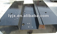 Jinan Black Granite CNC Components