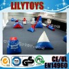 2012 new inflatable bunker field/war game gym equipmet