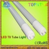 More durable 60cm 9W 144 leds 3528SMD LED Tubular Lighting T8