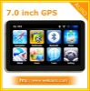 7.0 inch Touch Screen GPS Navigation CE6.0