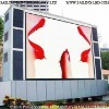 DIP346 Advertising LED Display Screen With Any Size&Text&Language