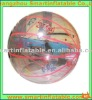 color pvc water ball aqua ball