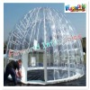inflatable transparent bubble tent for camping party(tent-578)