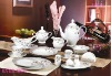 G963 fine traditional porcelain tea sets