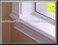 Cutomized Acrylic solid surface window sill