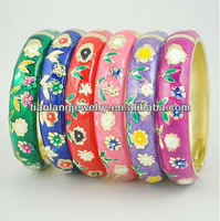 wholesale fahion folk style lady's bangle