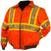 AJO751SC3 ANSI Class 3Jacket - Orange