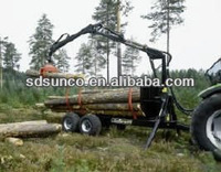 timber trailer log trailer with crane wood trailer timber trailer with crane timber crane