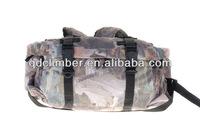 CLM-58# Jungle Camouflage Military & Hunting Waist Belt Bag