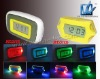 Cheap sound controlled color/function LCD countdown alarm Clock
