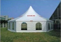 6X6m Hexagonal tent