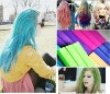 Hair Color Chalk 12 Colors Temporary Hair Chalk