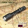 Maxtoch Focusing Rechargeable Torch Ipx4 Water Proof Flashlight