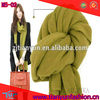 2012 lady's long thick cashmere imitation warm scarf