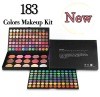 New 183 Color Makeup Blush & Eye Shadow & Foundation SET