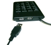 laptop numeric keypad with 2 port USB hub