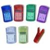 Mini calculator, clip calculator, promotional calculator