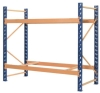 PR 2-storey heavy-duty storage rack