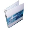 3-O Ring Binder / ring binder with full color printing
