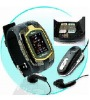 M860: Dual sim card dual watch cell phone