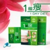 1 Day Diet slimming capsule-100% botanical slimming capsule- losing 30lbs monthly with top herbal slimming capsule/033