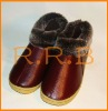 Women's Sheepskin warm shoes