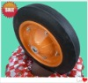 13x3solid rubber wheel/tyre tire---Flat Free barrow tyre