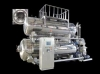 Automatic rotary sterilizing retort