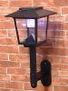 solar wall light lamp