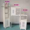 Bathroom set/space saver/towel cabinet
