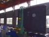 YJZ80 I beam Hydraulic Straightening machine, H/I beam production welding line