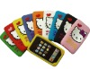 Special silicon case for iPod touch 3rd Generation/iPod case