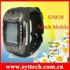 watch phone mobile, mini phone, quadband cell phone,