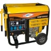 Air cooled diesel welder & generator (open)