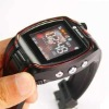 watch cellphone,gsm mobile phone,cell phone,wrist watch mobile phone,with camera,with bluetooth,support FM