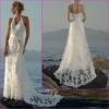 High Quality 2010 New Style Chiffon Bridal Dress YY152