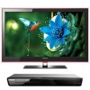 "Samsung 55"" UN55B7000 1080p LED HDTV with BD-P3600 Blu-ray Disc Player Bundle"