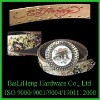 Rhinestone Ed Hardy hip hop belt buckle, fashion belt