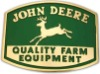 hip hop John deer  buckle