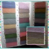 2012 Trendy Cationic Crinkle Chiffon Apparel Fabric