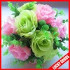 decorative green and pink chinese wedding ball