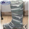 NMSAFETYcamouflage color cheap rain boots