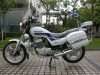 250cc Police Motorbike