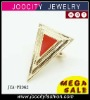 Wholesale new design gold finger ring Retro rings Gothic punk rings JCA-PR062