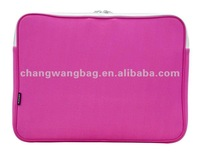 pc computer sleeve&pink&PU&small